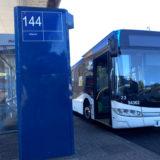RTM : Du 7 au 8 Janvier 2017 : Bus 144 et 145 : Terminus modifié