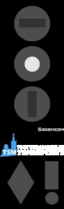 Signalisation tramway de marseille (signal du disque)